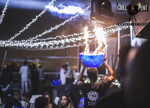 Grill at the Pent Anniversary Party - Bellanaija - January2015075
