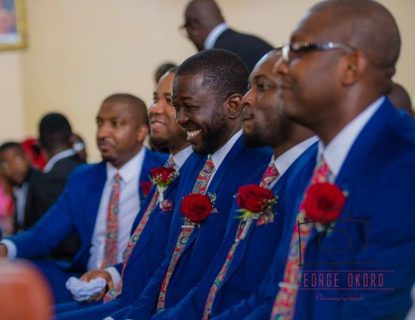Photo by George Okoro Weddings