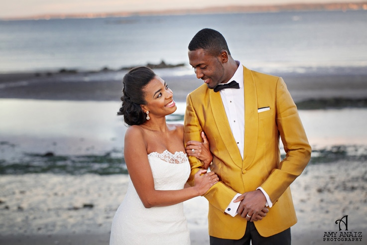 Groominspiration From White To Gold What Colour Will Your Wedding