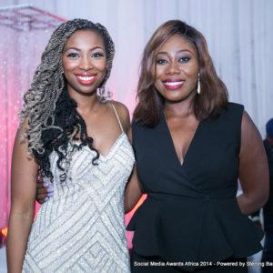 Bolanle Olukanni and Gbemi Olateru