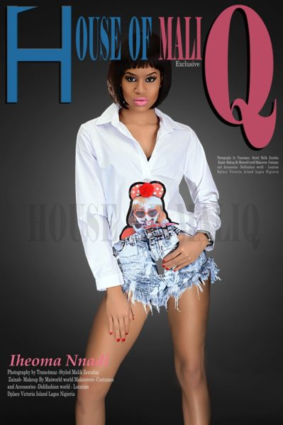 HouseOfMaliq-Magazine-January-Issue-Iheoma Nnadi-2015-Cover-BeautyQueen-76ddd8733