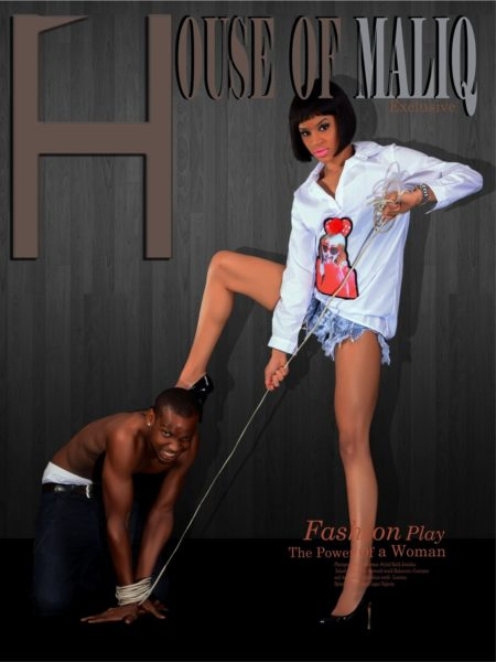 HouseOfMaliq-Magazine-January-Issue-Iheoma Nnadi-2015-Cover-BeautyQueen-x733444