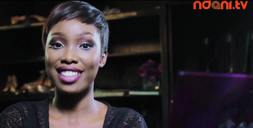 IamDodos on Ndani TV Beauty Beats - BellaNaija - January 2015