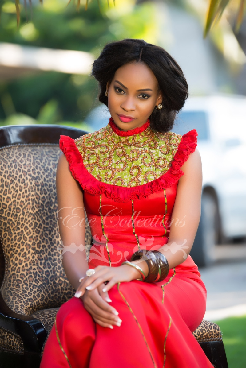 Top Tanzanian Designer Eve Collections Presents In Love