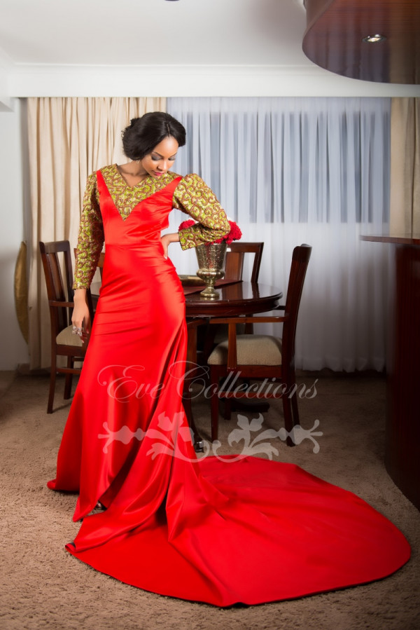 In Love With Red - Eve Collections Tanzania - BellaNaija January 2015.2c