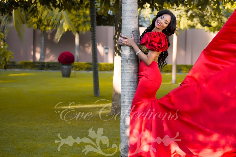 Be Inspired! Top Tanzanian Designer Eve Collections