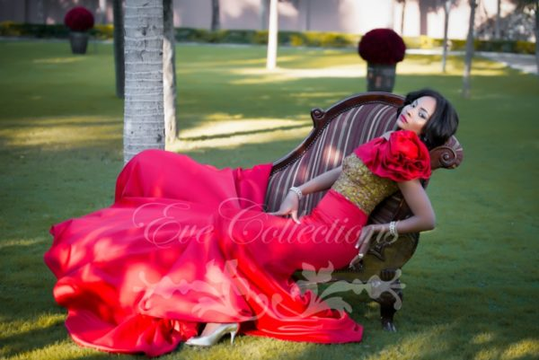 In Love With Red - Eve Collections Tanzania - BellaNaija January 2015.5i
