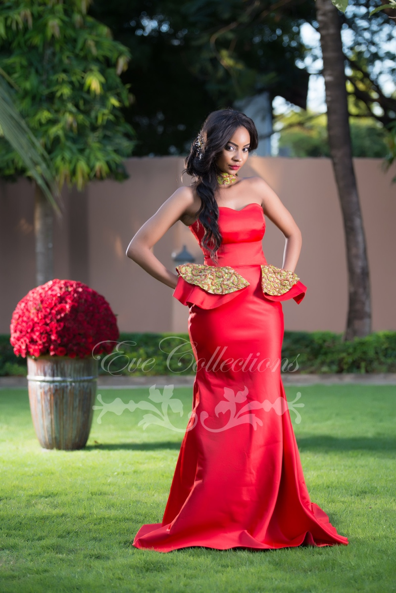 "Top Tanzanian Designer Eve Collections presents ""In Love"