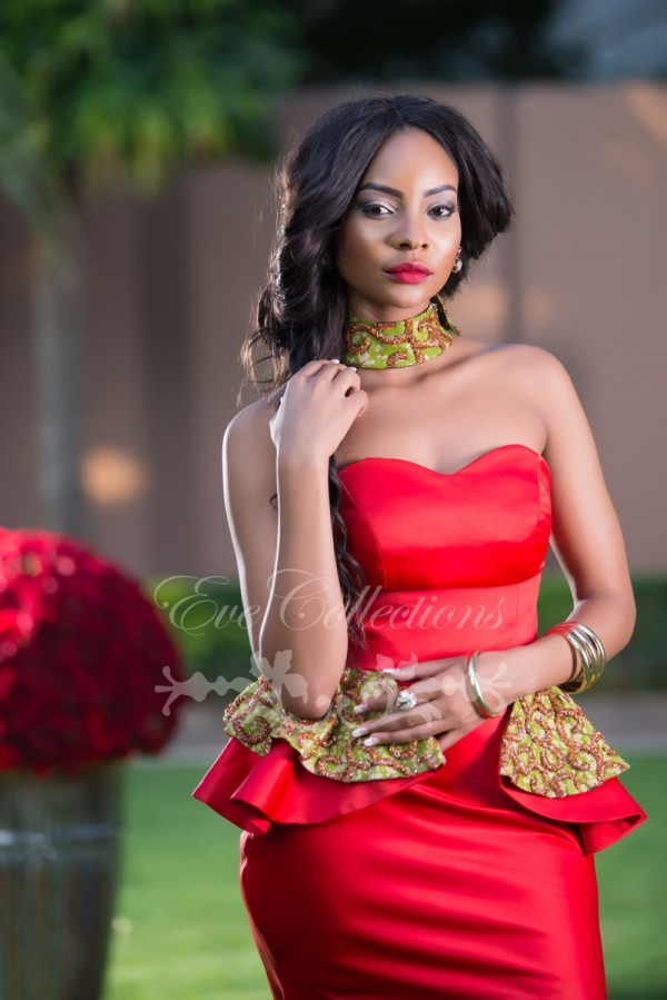 Top Tanzanian Designer Eve Collections Presents Quot In Love