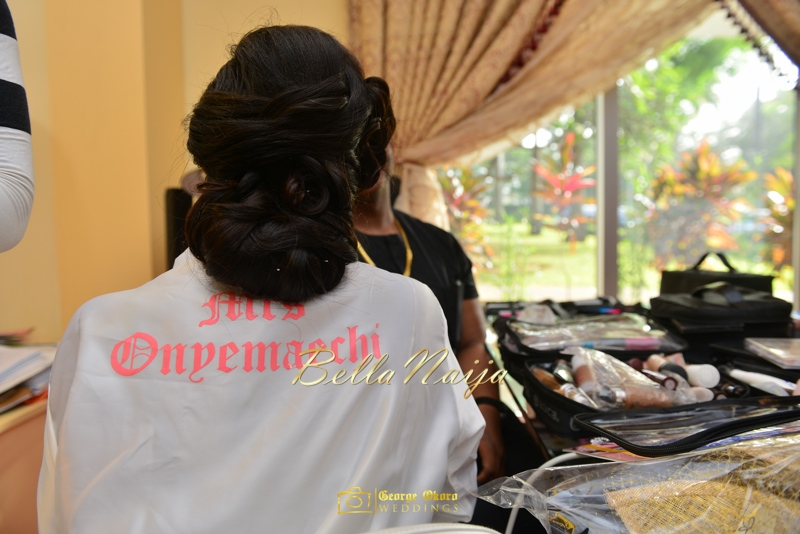 Ine & Simeon | President Jonathan Family Wedding | January 2015 | BellaNaija .George Okoro-105
