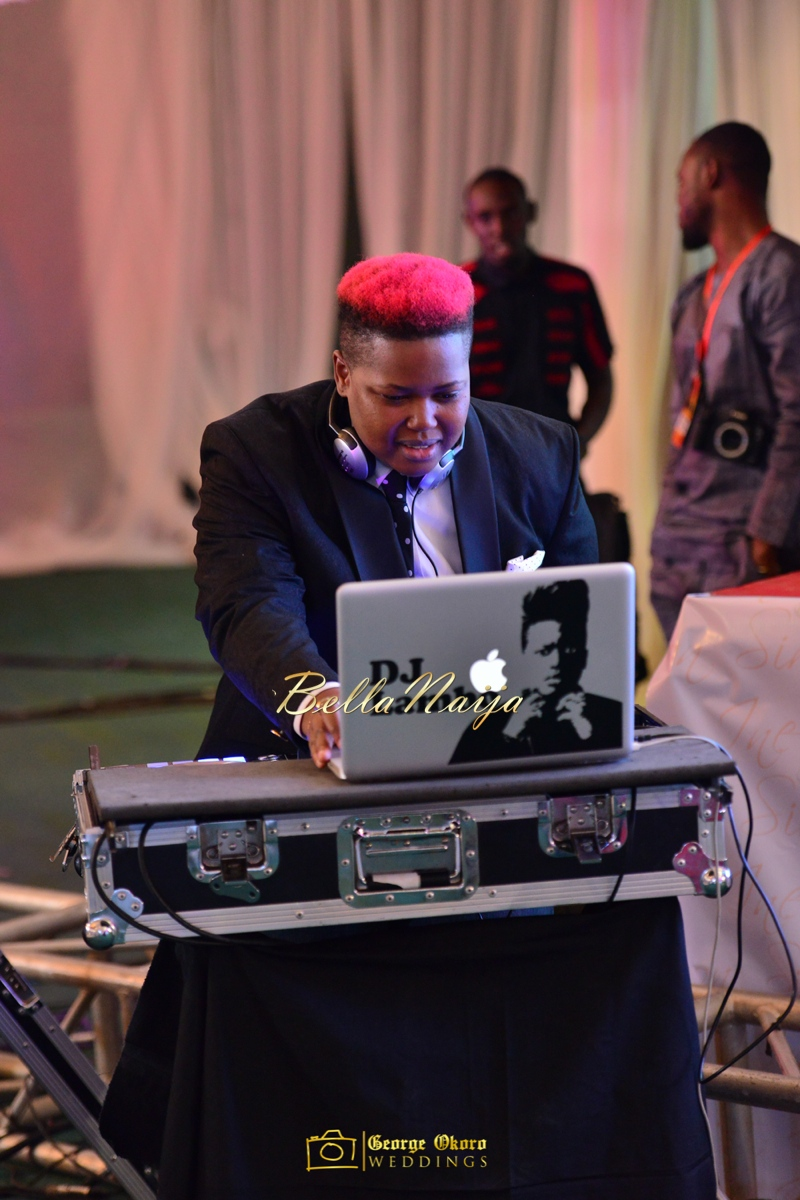 Ine & Simeon | President Jonathan Family Wedding | January 2015 | BellaNaija .George Okoro-1118