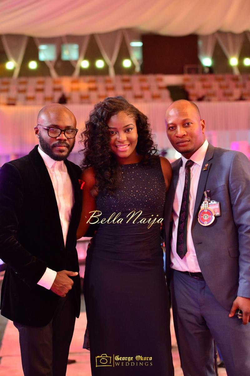 Ine & Simeon | President Jonathan Family Wedding | January 2015 | BellaNaija .George Okoro-1131