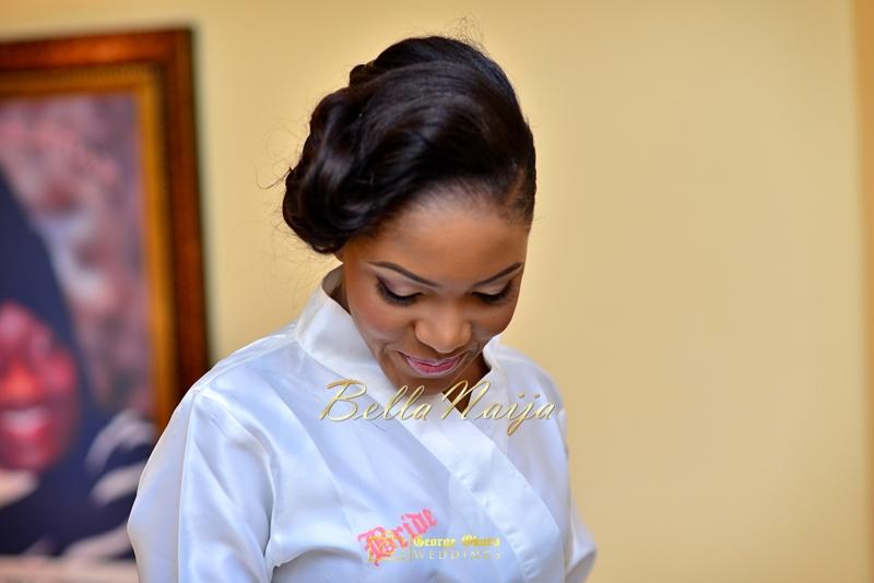 Ine & Simeon | President Jonathan Family Wedding | January 2015 | BellaNaija .George Okoro-124