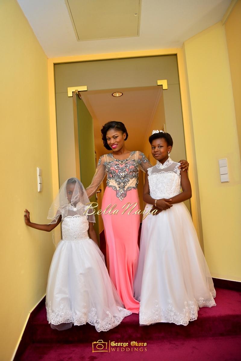Ine & Simeon | President Jonathan Family Wedding | January 2015 | BellaNaija .George Okoro-182