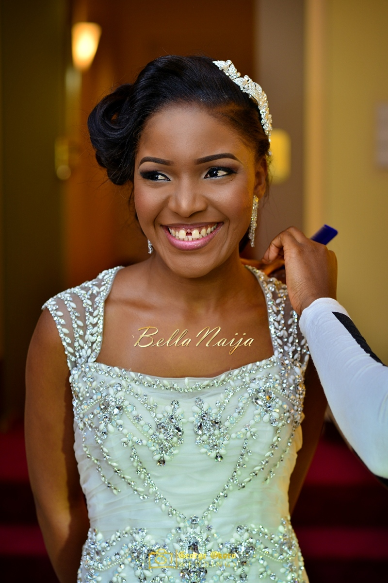 Ine & Simeon | President Jonathan Family Wedding | January 2015 | BellaNaija .George Okoro-199