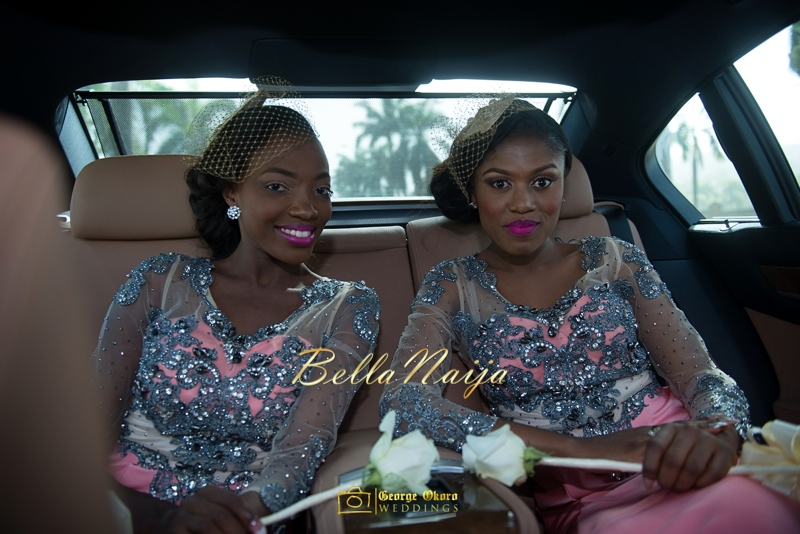 Ine & Simeon | President Jonathan Family Wedding | January 2015 | BellaNaija .George Okoro-266
