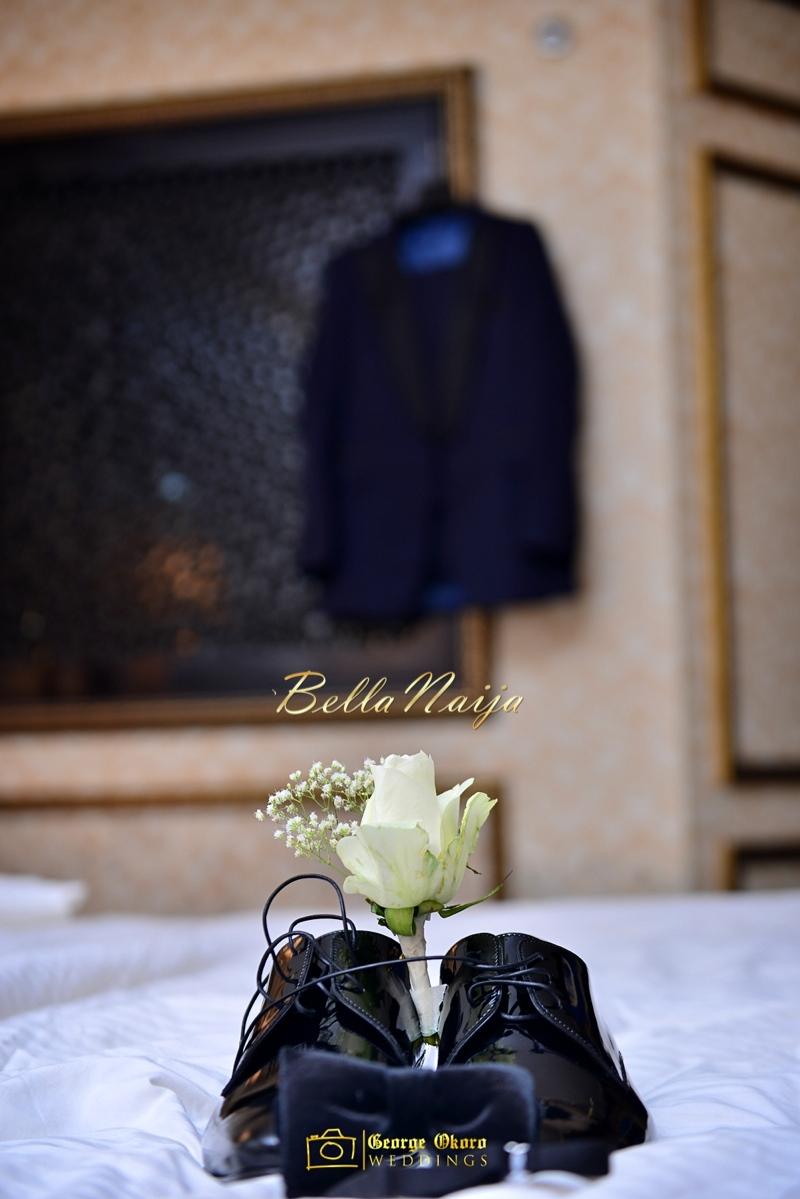 Ine & Simeon | President Jonathan Family Wedding | January 2015 | BellaNaija .George Okoro-5