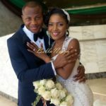 Ine & Simeon | President Jonathan Family Wedding | January 2015 | BellaNaija .George Okoro-509