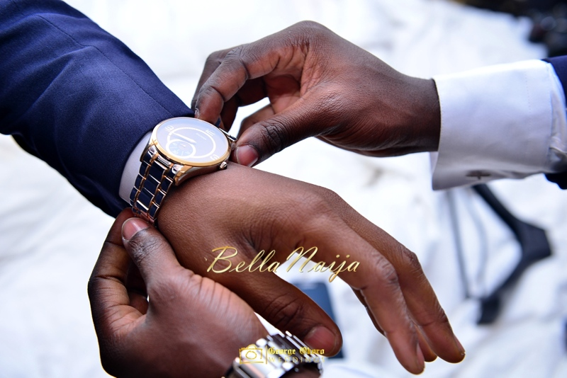 Ine & Simeon | President Jonathan Family Wedding | January 2015 | BellaNaija .George Okoro-56