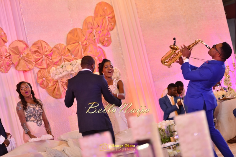 Ine & Simeon | President Jonathan Family Wedding | January 2015 | BellaNaija .George Okoro-754