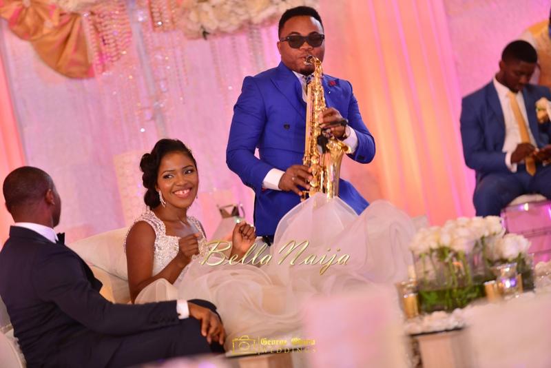 Ine & Simeon | President Jonathan Family Wedding | January 2015 | BellaNaija .George Okoro-775