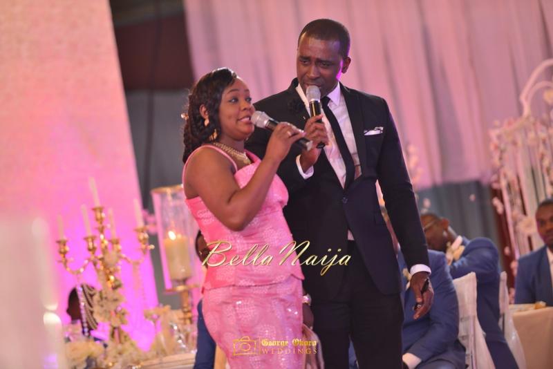 Ine & Simeon | President Jonathan Family Wedding | January 2015 | BellaNaija .George Okoro-791