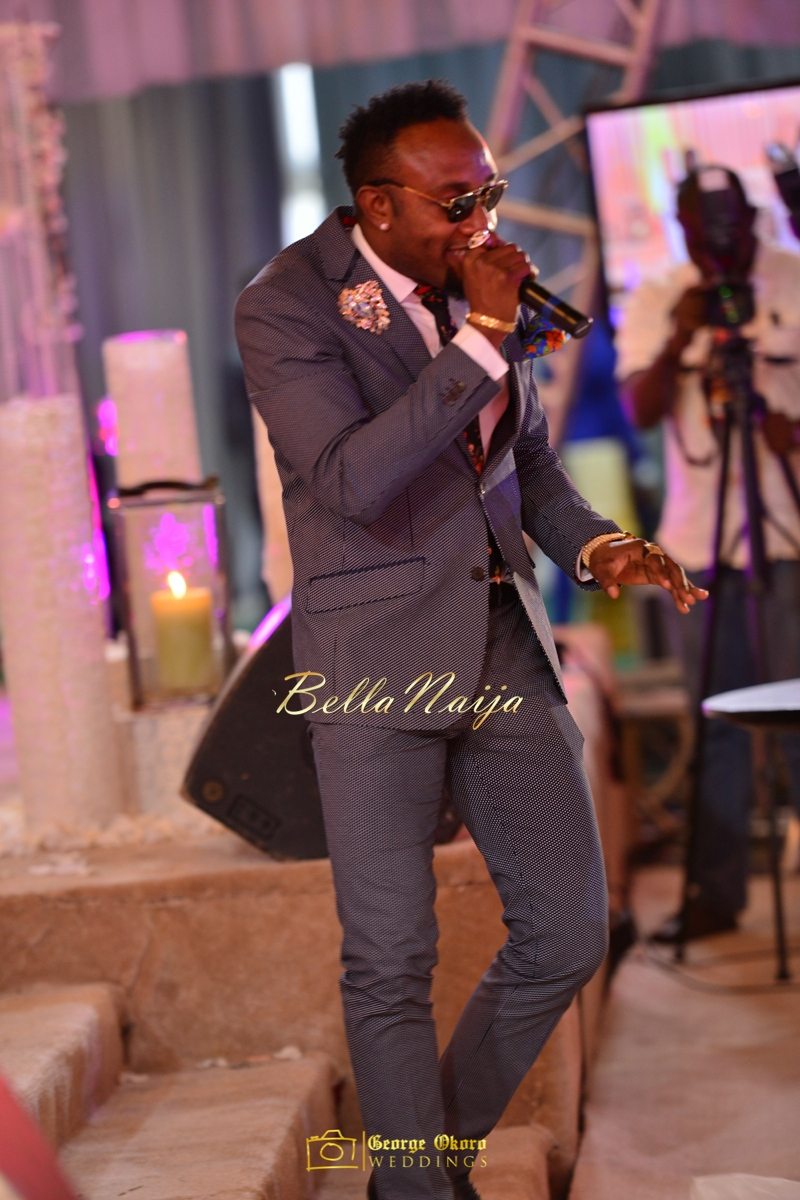 Ine & Simeon | President Jonathan Family Wedding | January 2015 | BellaNaija .George Okoro-848