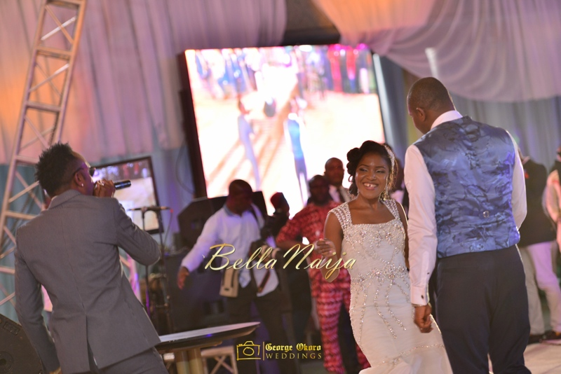 Ine & Simeon | President Jonathan Family Wedding | January 2015 | BellaNaija .George Okoro-854