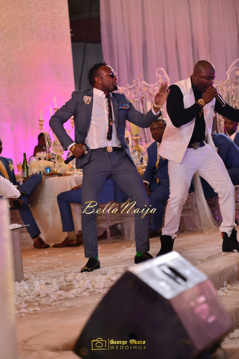 Ine & Simeon | President Jonathan Family Wedding | January 2015 | BellaNaija .George Okoro-899
