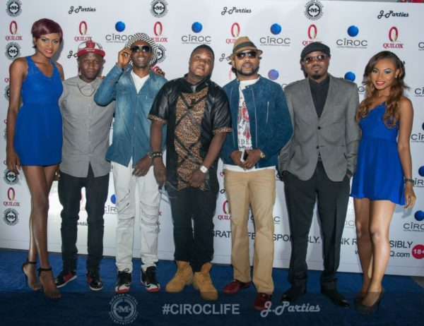 J Parties Ciroc Life 2014 Finale - Bellanaija - January2015034