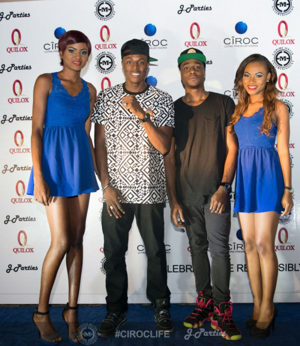 J Parties Ciroc Life 2014 Finale - Bellanaija - January2015059