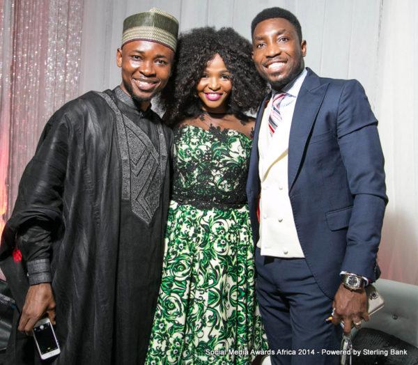 Japheth Omojuwa, Simphiwe Dada & Timi Dakolo