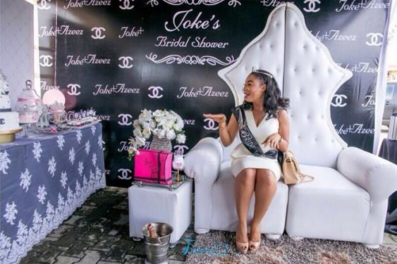 Joke Chanel Bridal Shower