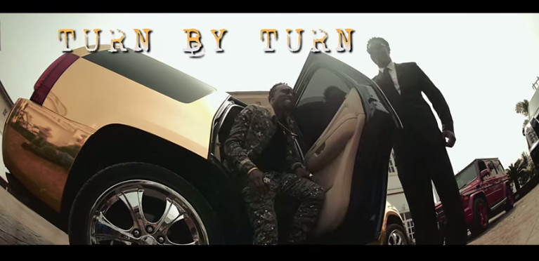 Kcee - Turn by Turn
