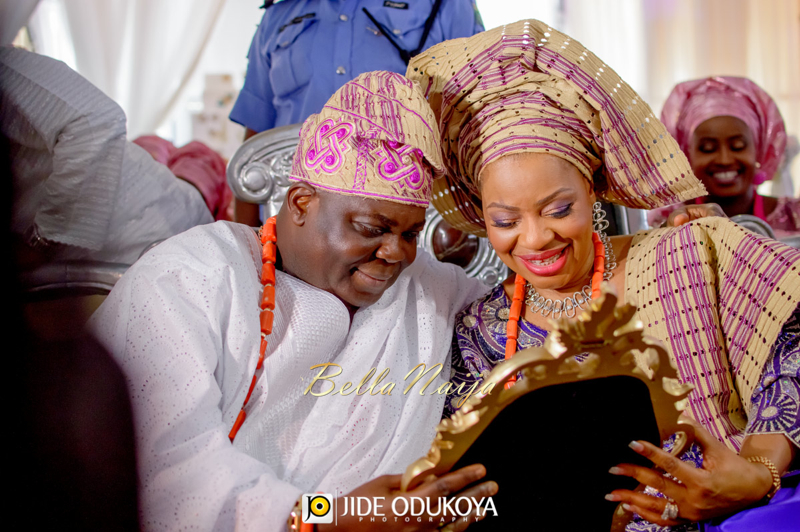 Kemi & Seun | Jide Odukoya Photography | Yoruba Lagos Nigerian Wedding | BellaNaija January 2015 | 20141108-Kemi-and-Seun-trad-Wedding-Pictures-10445