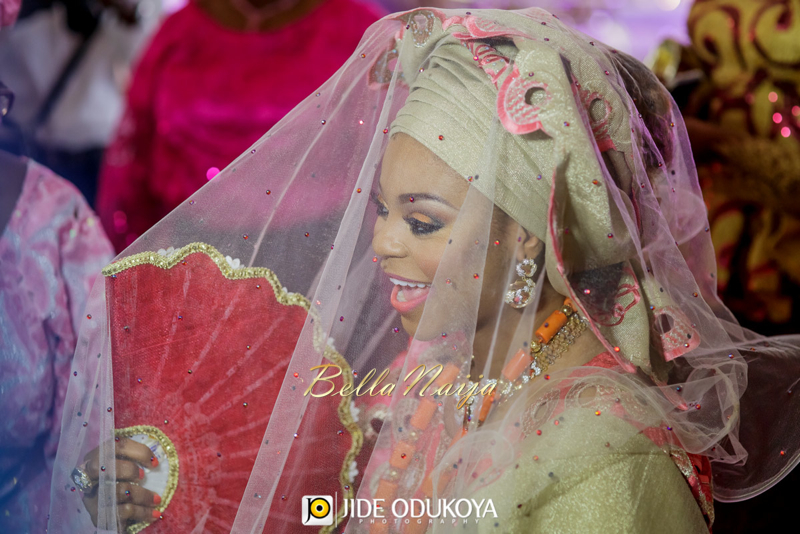 Kemi & Seun | Jide Odukoya Photography | Yoruba Lagos Nigerian Wedding | BellaNaija January 2015 | 20141108-Kemi-and-Seun-trad-Wedding-Pictures-10851