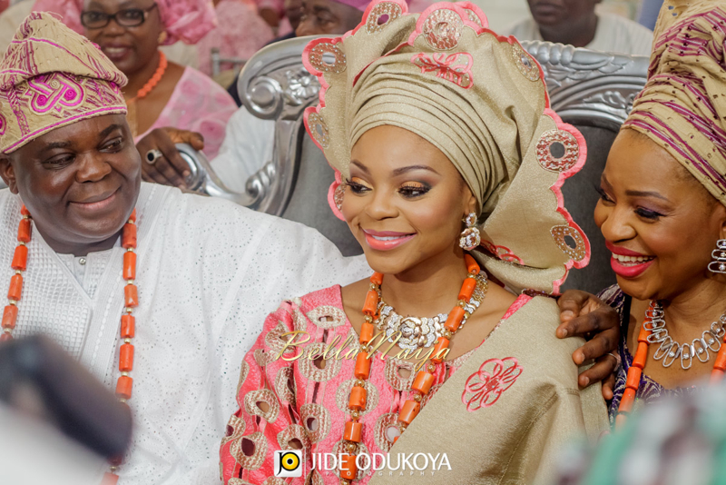 Kemi & Seun | Jide Odukoya Photography | Yoruba Lagos Nigerian Wedding | BellaNaija January 2015 | 20141108-Kemi-and-Seun-trad-Wedding-Pictures-11014