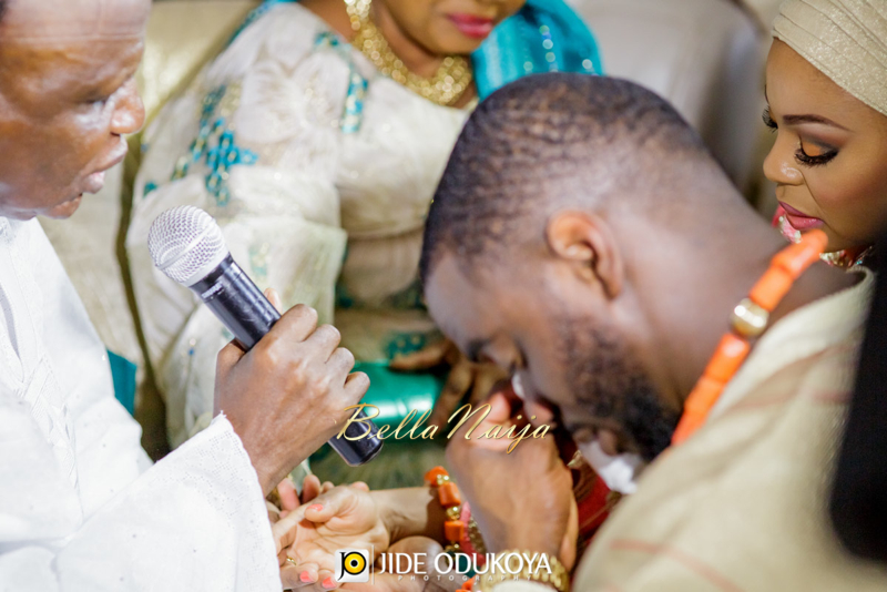 Kemi & Seun | Jide Odukoya Photography | Yoruba Lagos Nigerian Wedding | BellaNaija January 2015 | 20141108-Kemi-and-Seun-trad-Wedding-Pictures-11047