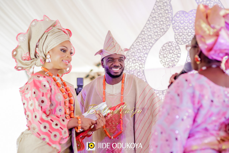 Kemi & Seun | Jide Odukoya Photography | Yoruba Lagos Nigerian Wedding | BellaNaija January 2015 | 20141108-Kemi-and-Seun-trad-Wedding-Pictures-11074