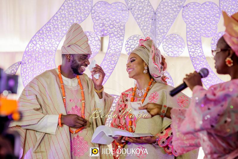 Kemi & Seun | Jide Odukoya Photography | Yoruba Lagos Nigerian Wedding | BellaNaija January 2015 | 20141108-Kemi-and-Seun-trad-Wedding-Pictures-11105