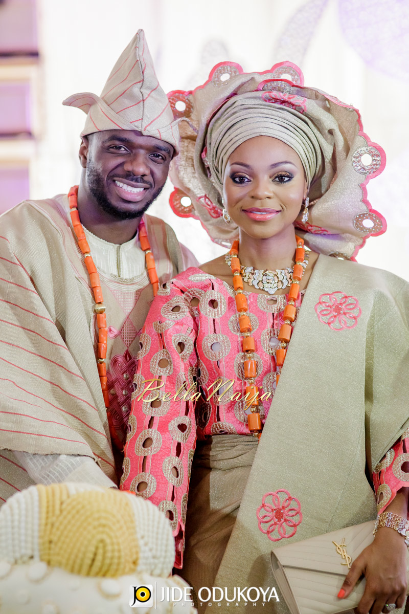Kemi & Seun | Jide Odukoya Photography | Yoruba Lagos Nigerian Wedding | BellaNaija January 2015 | 20141108-Kemi-and-Seun-trad-Wedding-Pictures-11226
