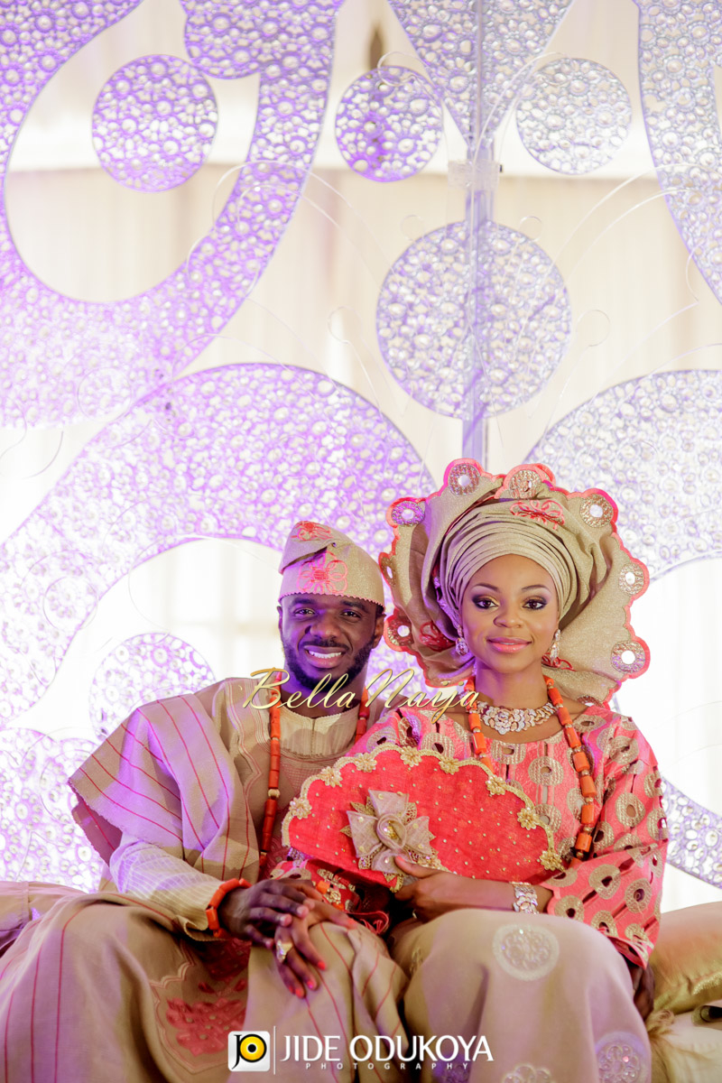 Kemi & Seun | Jide Odukoya Photography | Yoruba Lagos Nigerian Wedding | BellaNaija January 2015 | 20141108-Kemi-and-Seun-trad-Wedding-Pictures-11307