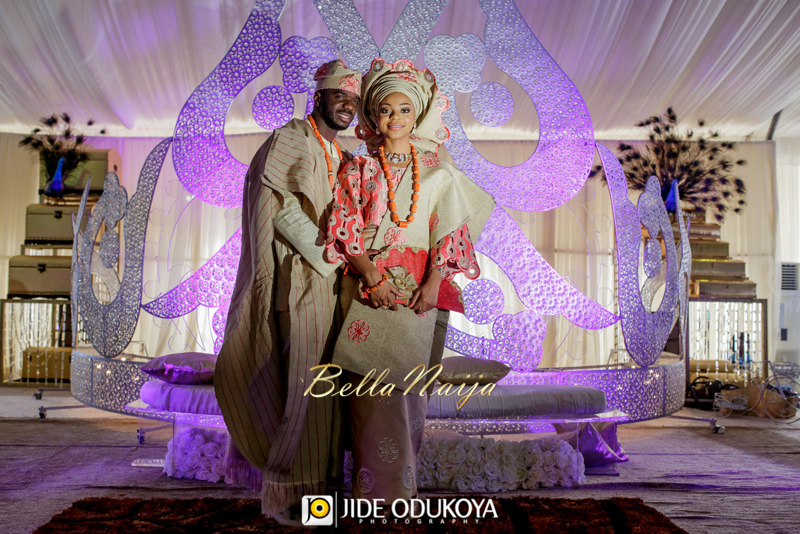 Kemi & Seun | Jide Odukoya Photography | Yoruba Lagos Nigerian Wedding | BellaNaija January 2015 | 20141108-Kemi-and-Seun-trad-Wedding-Pictures-11325