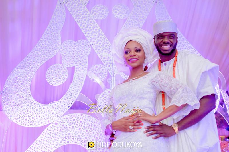 Kemi & Seun | Jide Odukoya Photography | Yoruba Lagos Nigerian Wedding | BellaNaija January 2015 | 20141108-Kemi-and-Seun-trad-Wedding-Pictures-11503