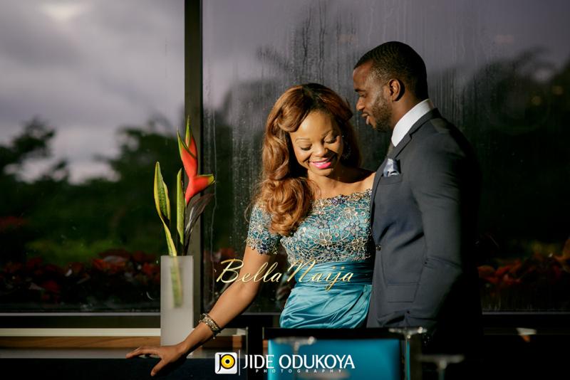Kemi & Seun | Jide Odukoya Photography | Yoruba Lagos Nigerian Wedding | BellaNaija January 2015 | Kemi-and-Seun-Prewedding-Pictures-10085