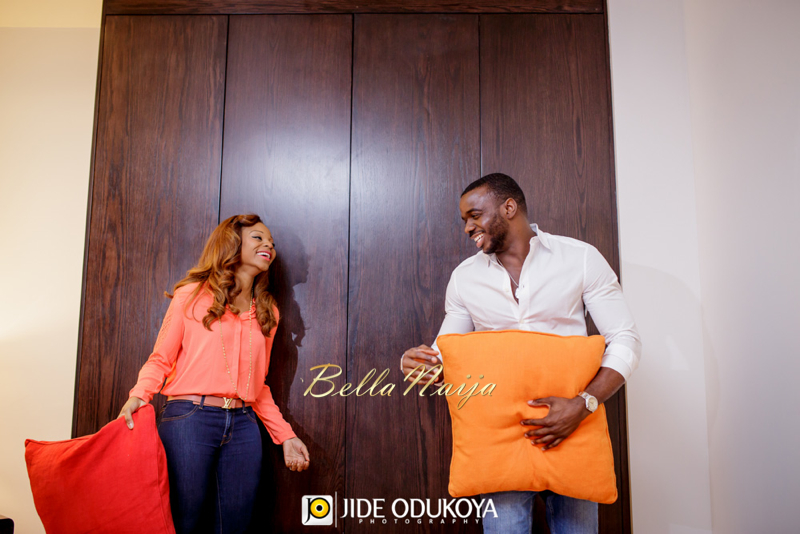 Kemi & Seun | Jide Odukoya Photography | Yoruba Lagos Nigerian Wedding | BellaNaija January 2015 | Kemi-and-Seun-Prewedding-Pictures-10858
