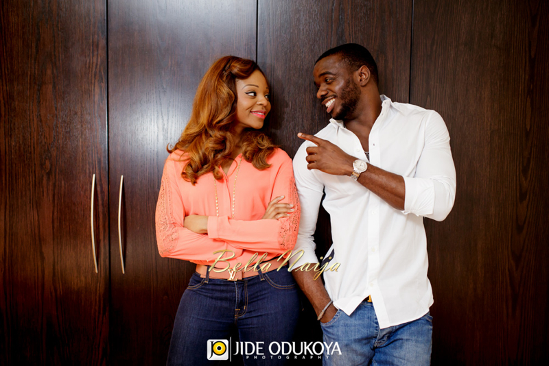 Kemi & Seun | Jide Odukoya Photography | Yoruba Lagos Nigerian Wedding | BellaNaija January 2015 | Kemi-and-Seun-Prewedding-Pictures-10998