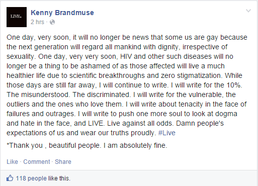Kenny Brandmuse