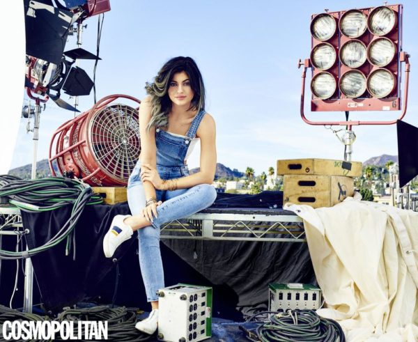 Kylie Jenner for Cosmopolitan - BellaNaija - January 2015001