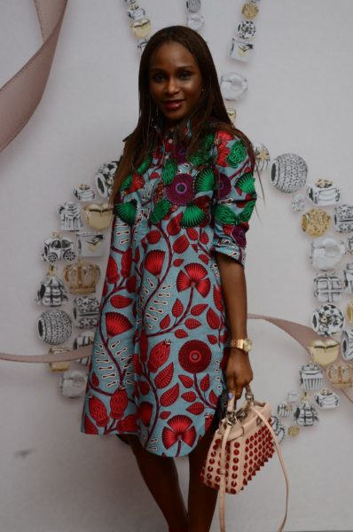 Lisa Folawiyo X Pandora Event - Bellanaija - January2015015